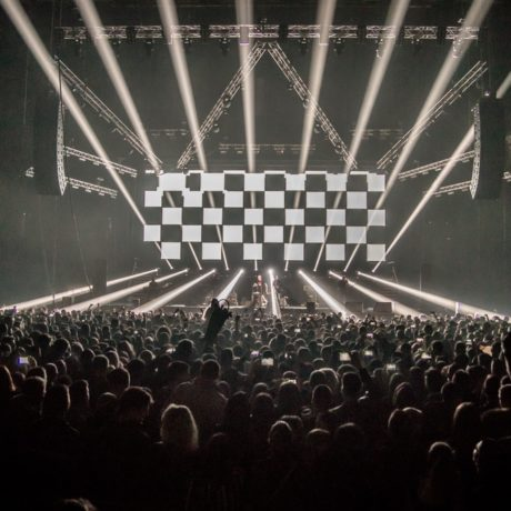 Spaladium Arena, Split 2017.